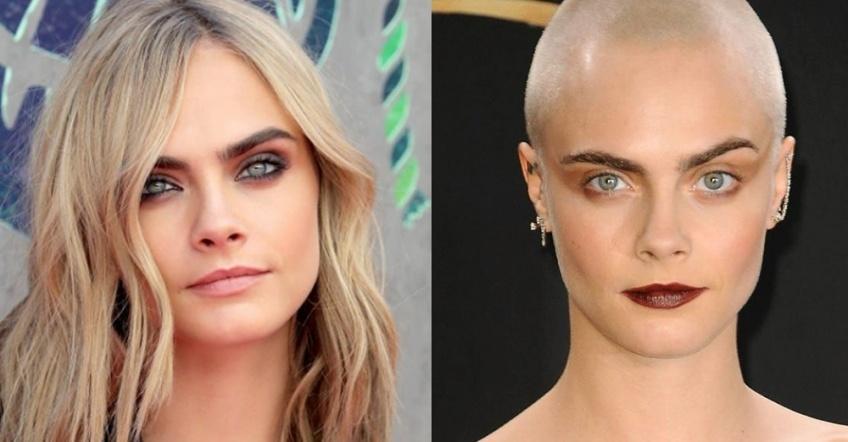 Ces célébrités qui se sont rasé les cheveux pour un rôle ou par choix !