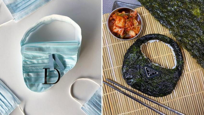 Cet artiste transforme des matériaux du quotidien en pièces tendances et luxes !