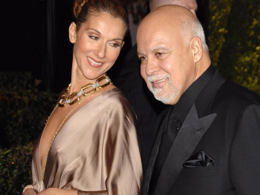 Amour de Stars : La véritable histoire d'amour entre Céline Dion et René Angélil