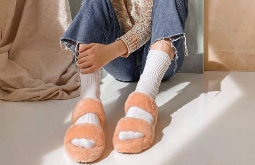 #Shoesday : Les chaussons les plus canon pour rester à la maison !
