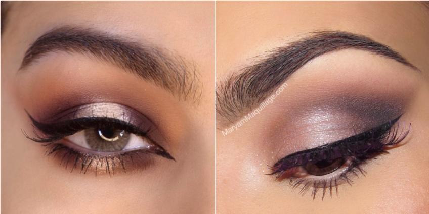 1 palette 5 looks #1 : La nouvelle palette Huda Beauty qui va réveiller notre regard !