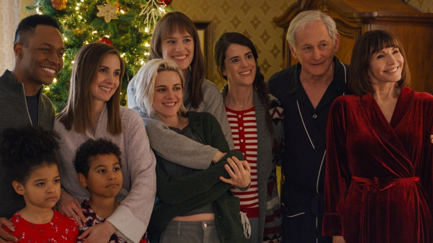 Happiest Season : Kristen Stewart est à l'affiche de la nouvelle comédie romantique de Noël !