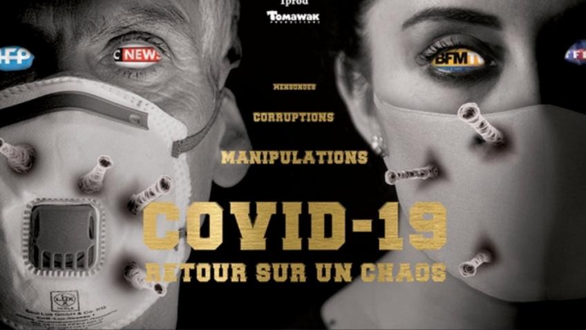 'Hold-up', le documentaire taxé de complotisme qui dénonce les 'mensonges' liés au Covid-19