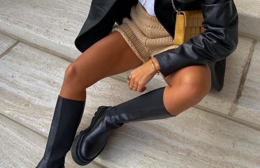 #Shoesday : les bottes plates à adopter qui rendront vos pieds heureux !
