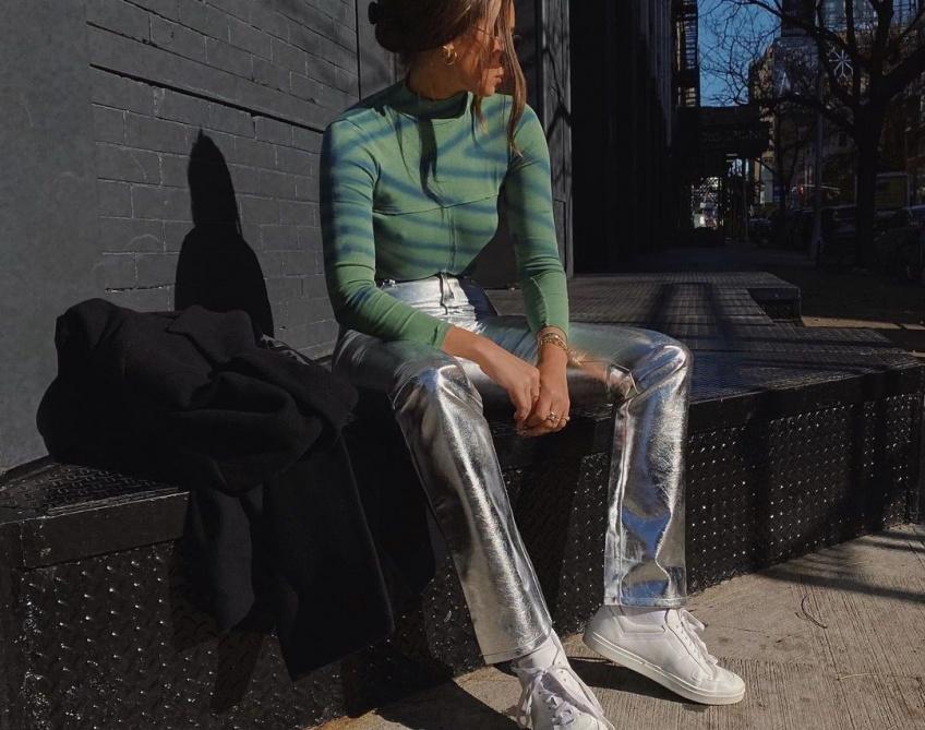 Les looks repérés sur Instagram pour oser le pantalon évasé cet hiver !