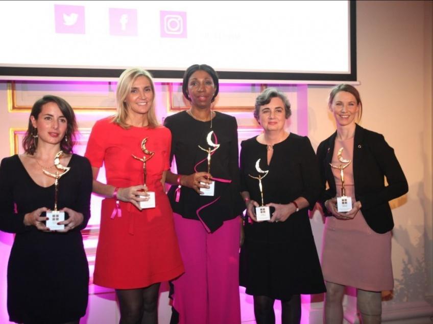 Les Éclaireuses, partenaire média officiel du Prix de la Femme d'Influence 2020