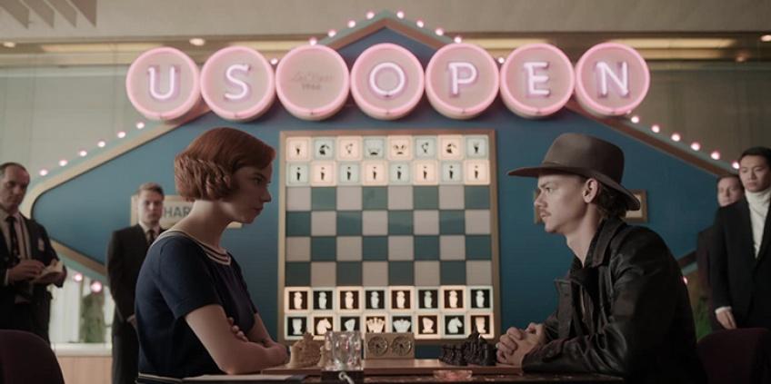 'Le jeu de la dame' : les détails qui rendent la série réaliste !