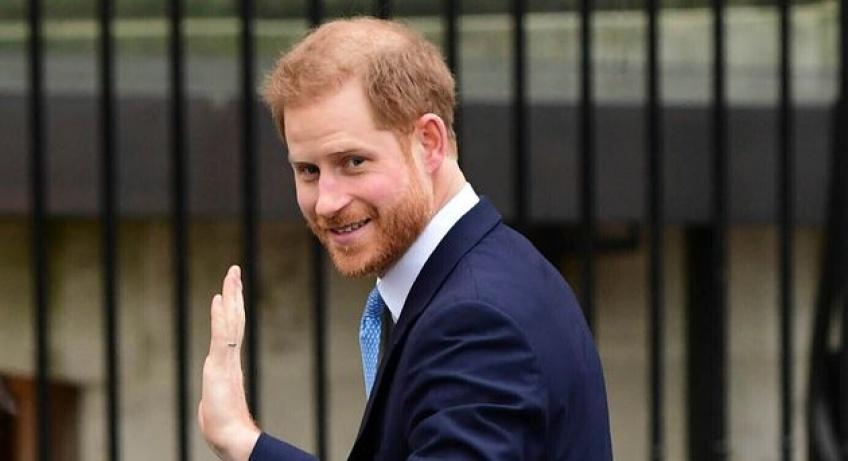 Le prince Harry rejoint 'Danse avec les stars'