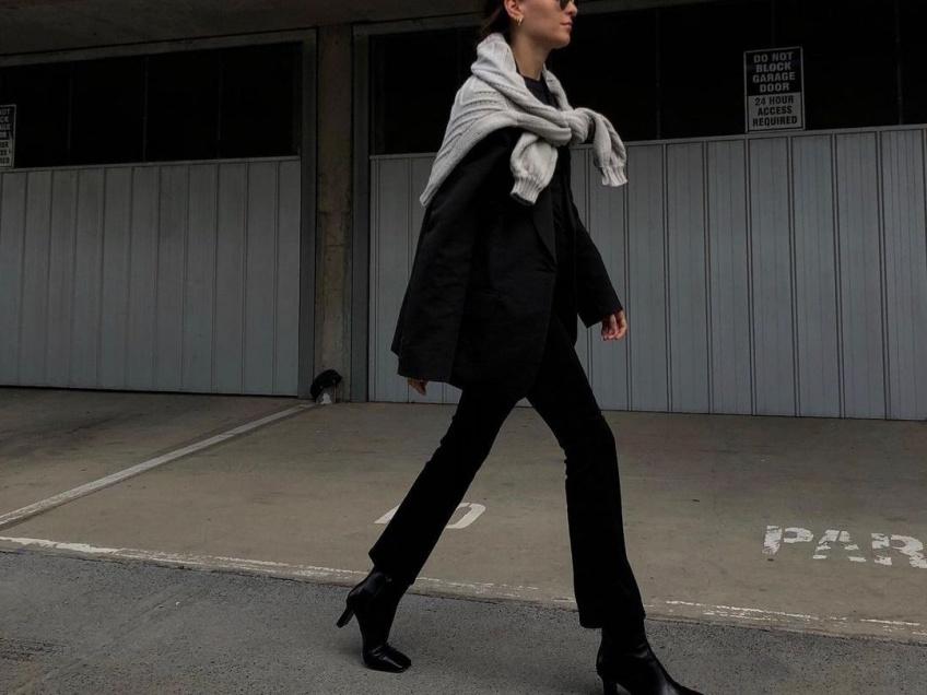Spotted : On vous présente la seule manière de porter son pull préféré cet hiver !