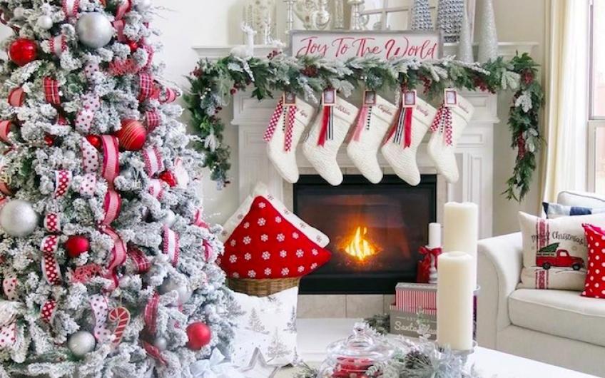 Les 30 décorations de Noël qui vont faire scintiller vos intérieurs !
