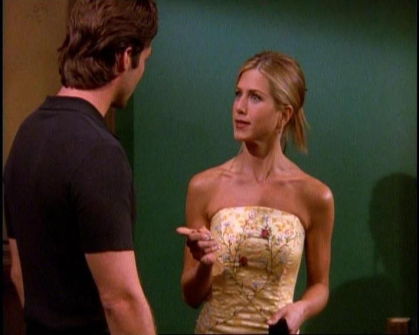 Jennifer Aniston : voici son look préféré dans la série Friends