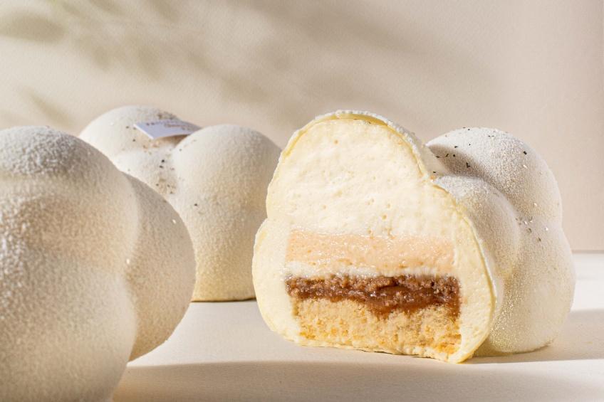 Food : Philippe Conticini signe le premier gâteau au CBD de l'histoire de la haute pâtisserie