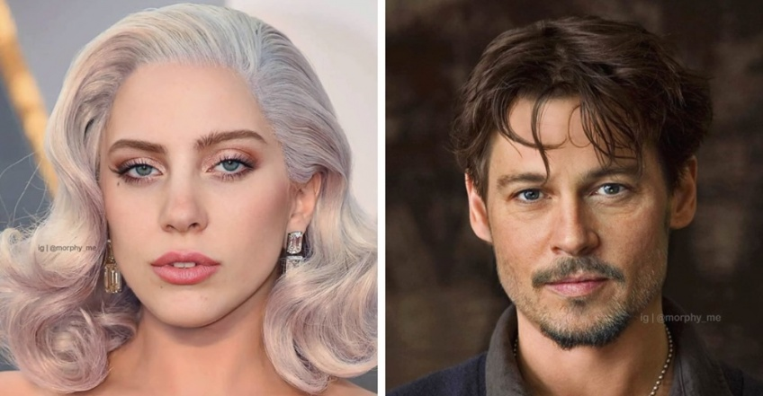 Cet artiste fusionne deux célébrités en une seule et les résultats sont surprenants !