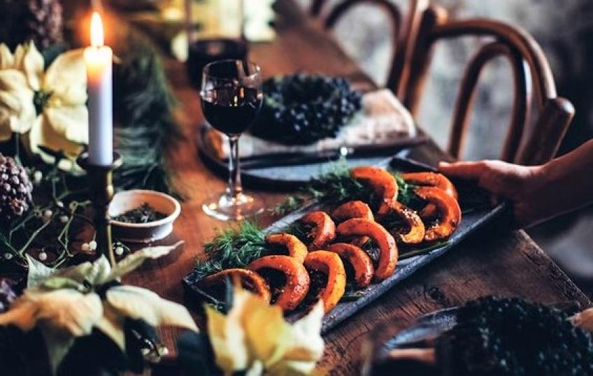 Découvrez nos idées de recettes pour un menu de Noël végan ou végétarien