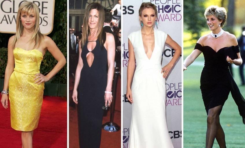 Ces robes que les célébrités ont portées pour une vengeance mode réussie !
