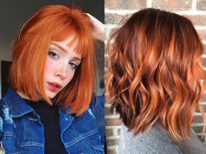 coupe rousse