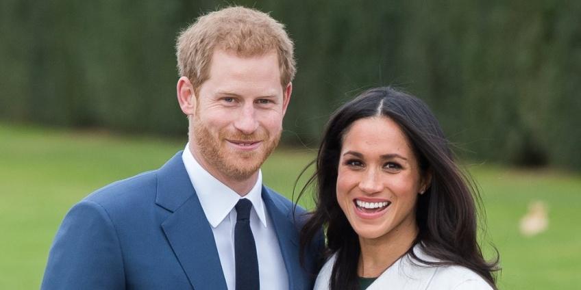 Amour de Stars : Meghan Markle et Prince Harry