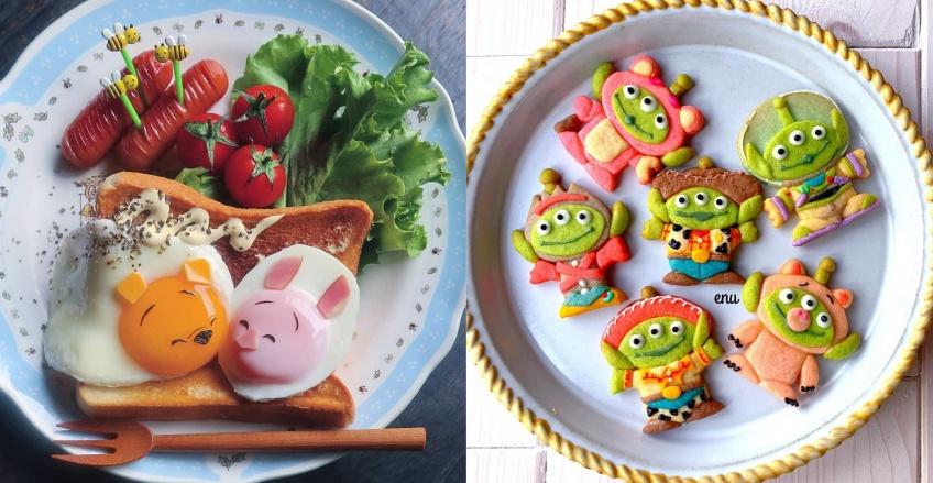 15 comptes Instagram qui vont vous donner envie de faire du food-art !