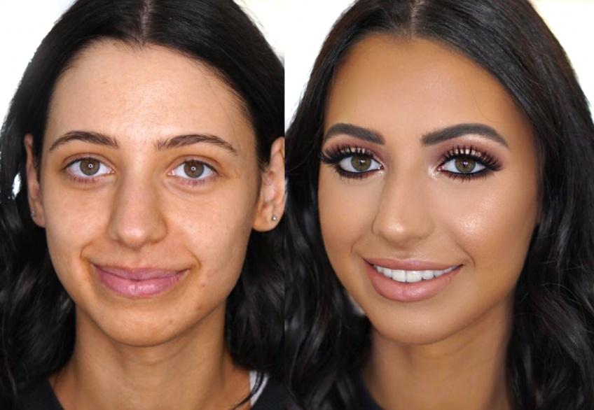 Ces femmes sont toutes aussi belles avec et sans maquillage !