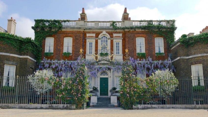 'La chronique des Bridgerton' : Visitez et louez les maisons de la série