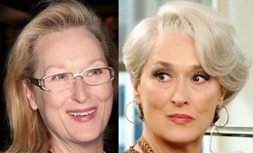Ces stars de plus de 60 ans, aussi belles avec ou sans make-up !