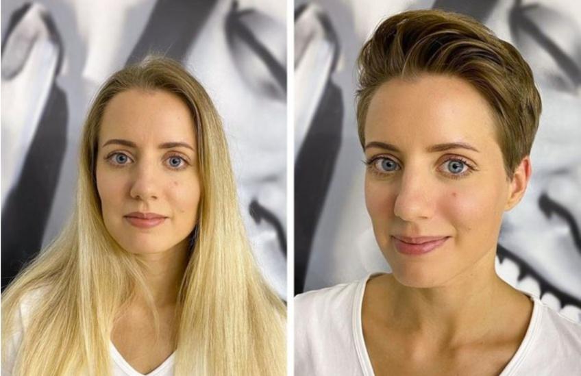 20 femmes qui ont osé couper tous leurs cheveux !