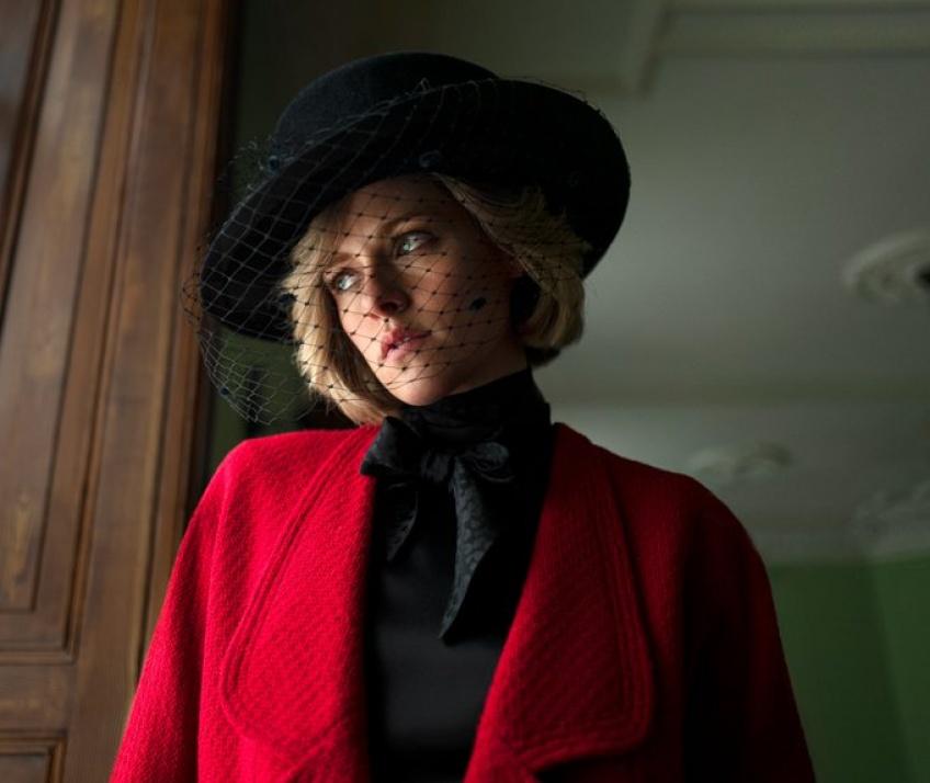 Kristen Stewart métamorphosée en Lady Diana pour le film 'Spencer'