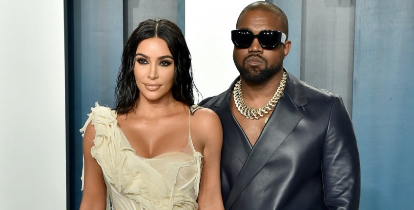 Amour de stars : Kim Kardashian et Kanye West