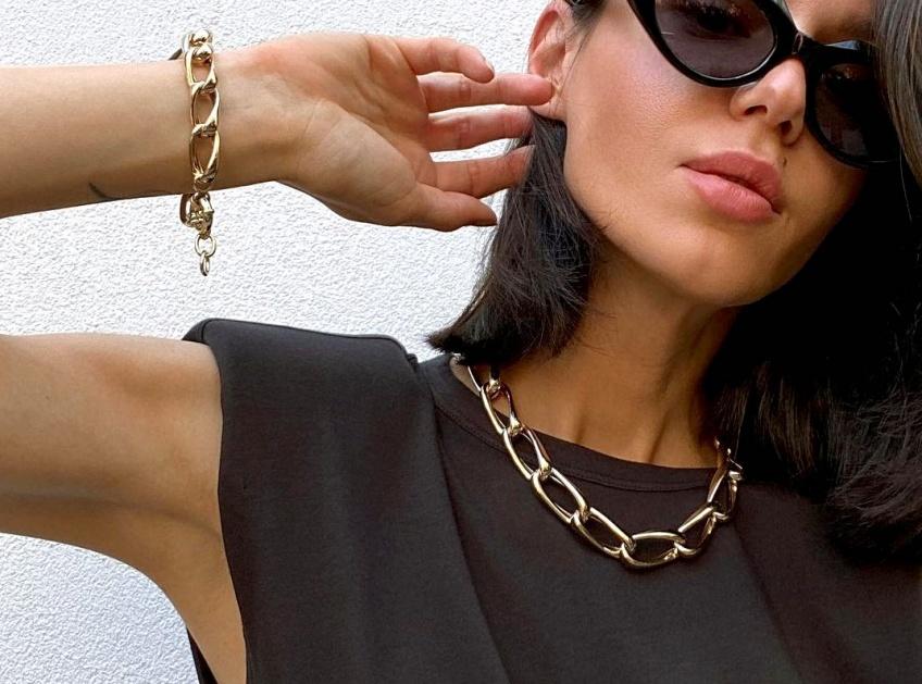 La chaîne : le détail mode qui réhausse toutes les pièces de votre dressing avec élégance !