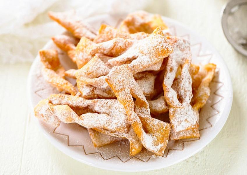 Mercredi bon appétit #54 : des bugnes lyonnaises gourmandes et croustillantes