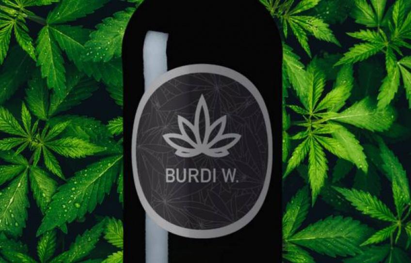Le premier vin français au cannabis vient d'être lancé sur le marché