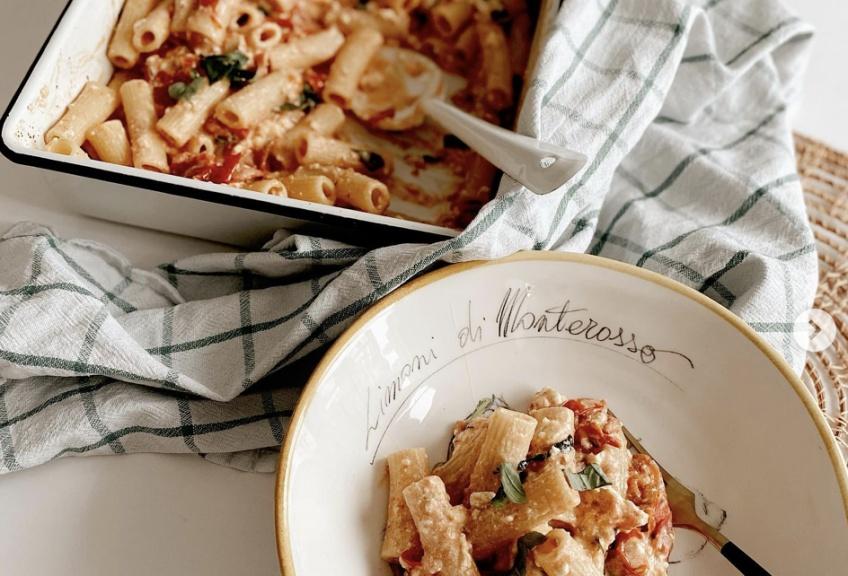 Mercredi bon appétit #55 : les feta pastas, crémeuses et délicieuses
