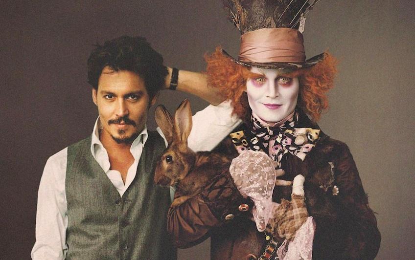 Il photoshope les célébrités aux côtés du personnage mythique qu'elles ont joué
