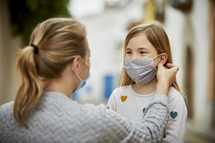 Covid-19 : si 70% de la population portait consciencieusement le masque on mettrait fin à l'épidémie