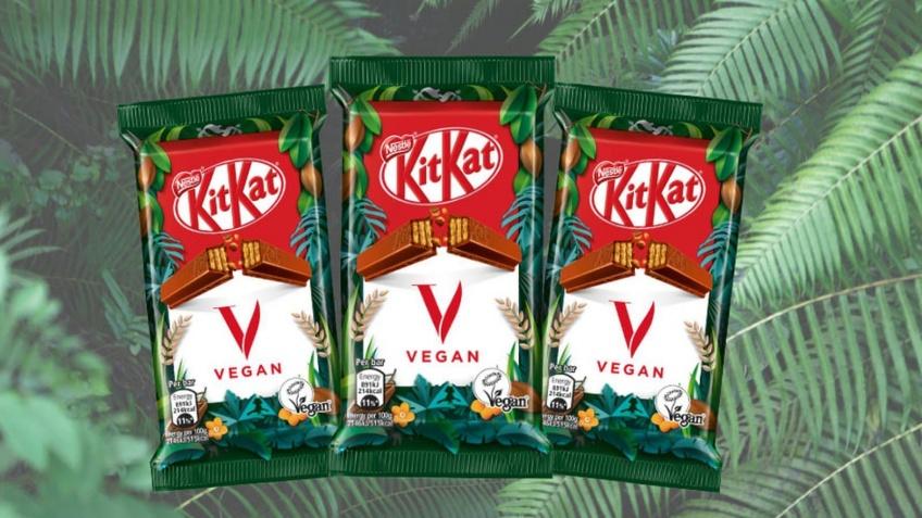 Food : les KitKat végans bientôt disponibles !
