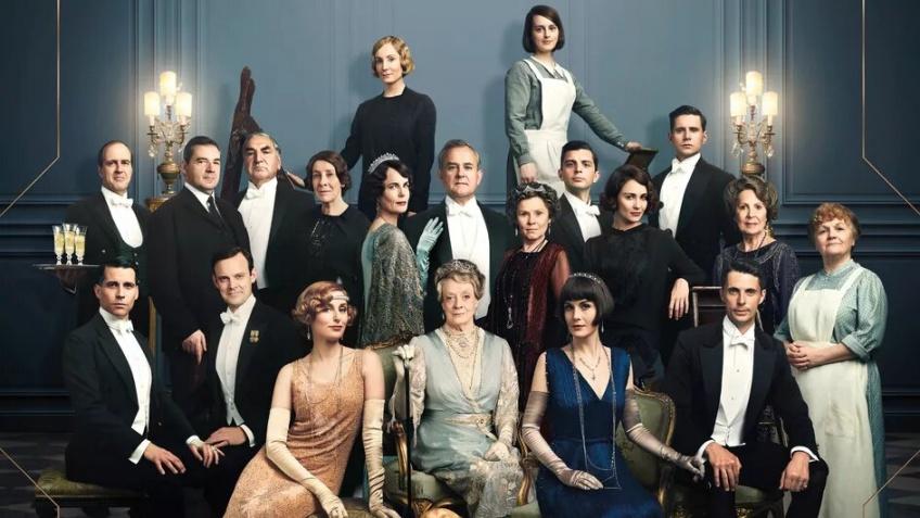 Un second film de 'Downton Abbey' est en préparation et le tournage a enfin commencé !