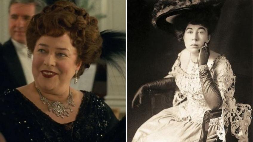 Titanic : les acteurs du film vs la réalité