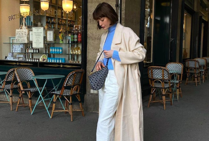 Dans le Dressing de Marie : comment adopter le style effortless à la parisienne ?