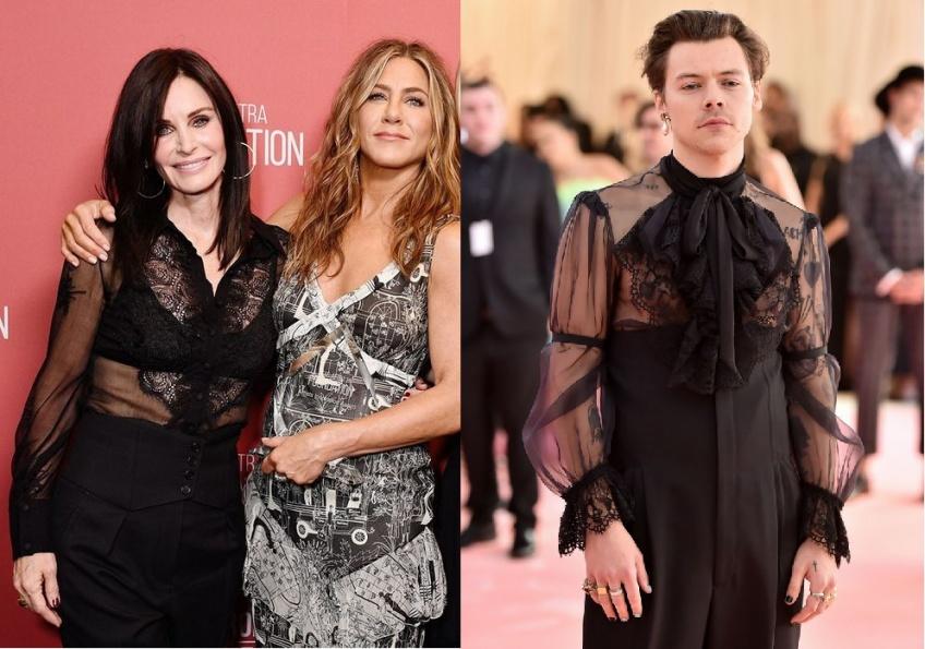 Ces duos de célébrités qui ont envoyé valser les diktats de la société avec la même tenue