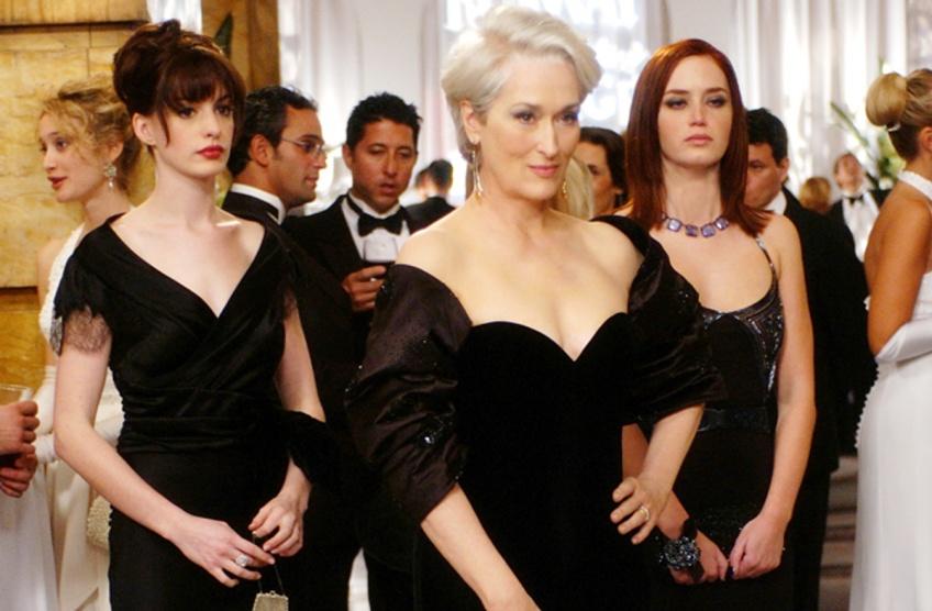Le Diable s'habille en Prada : Anne Hathaway révèle tout !