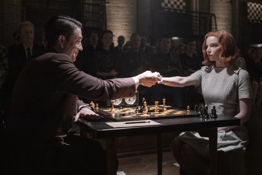 Le Jeu de la Dame : La série n'aura pas de saison 2