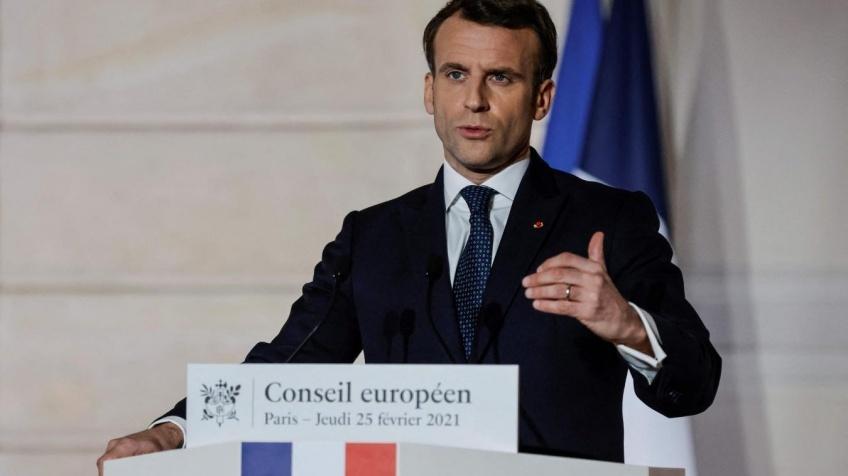 Covid-19 : le Président annonce encore 4 à 6 semaines avant un assouplissement des mesures