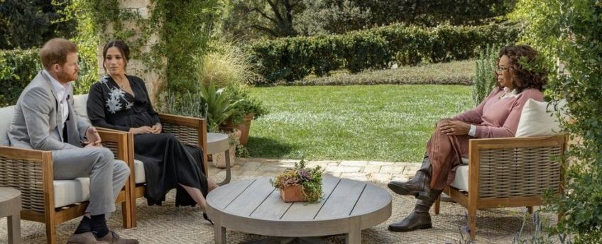 Harry et Meghan : le premier teaser de l'interview d'Oprah Winfrey dévoilé