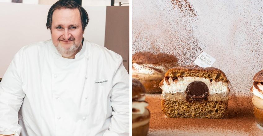 Food : Philippe Conticini signe un 'baba misu' qui fait l'unanimité