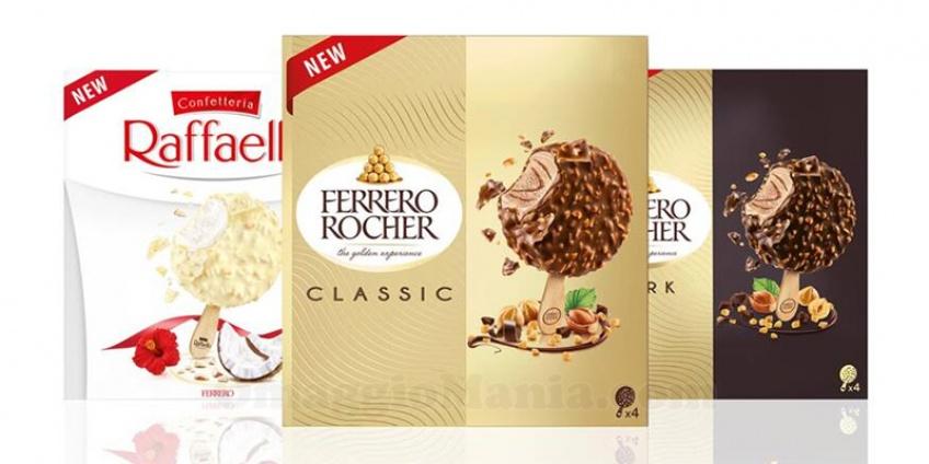 Food : une version glacée des Ferrero Rocher et Raffaello