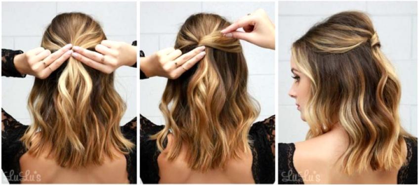 10 coiffures pour celles qui ont un joli carré long !