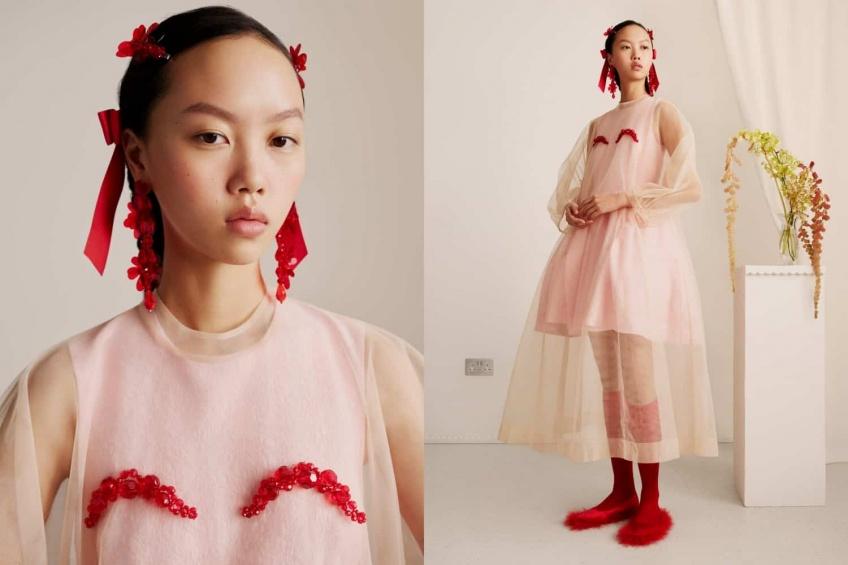 Simone Rocha x H&M : la collection parfaite pour la saison des mariages !