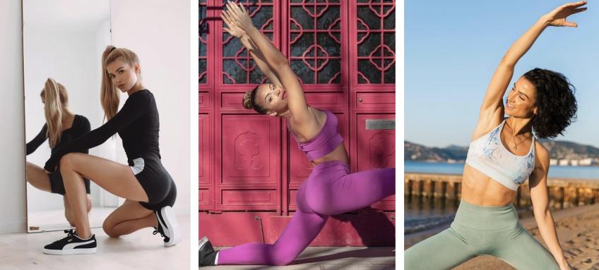 7 fitness girls à suivre pour se (re)mettre au sport !