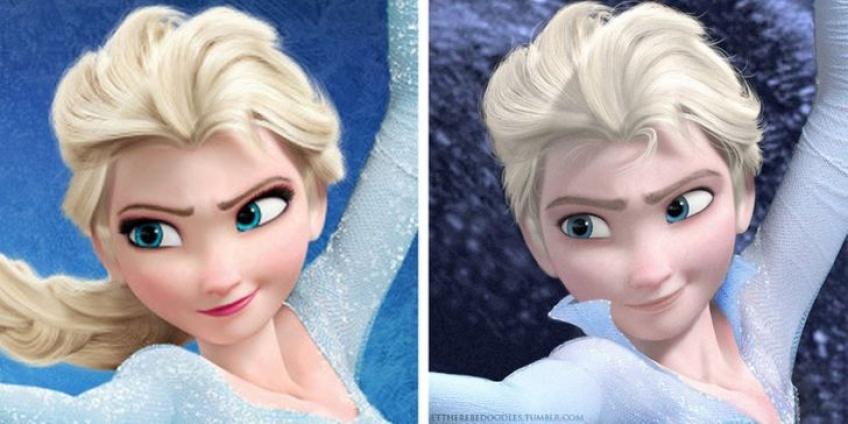 À quoi ressembleraient ces personnages Disney s'ils étaient nés du sexe opposé ?