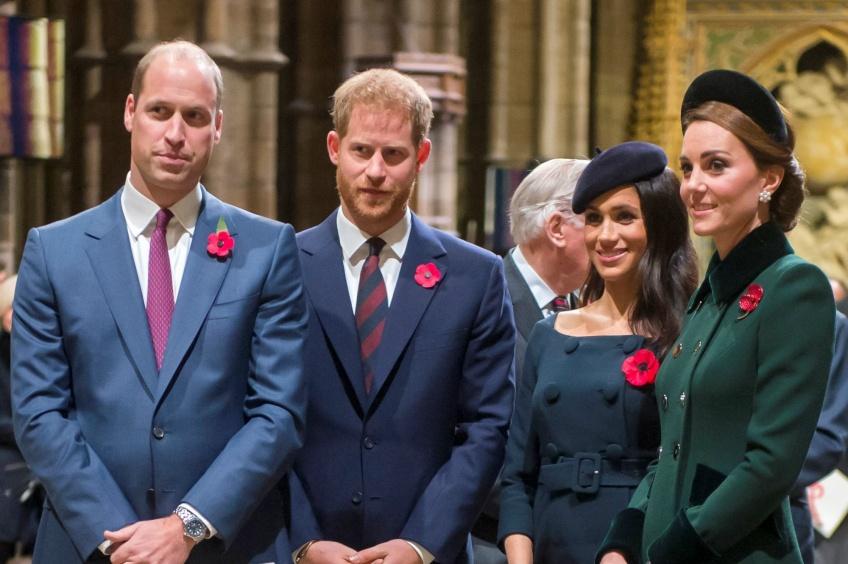 Le Prince William répond aux accusations d'Harry et Meghan